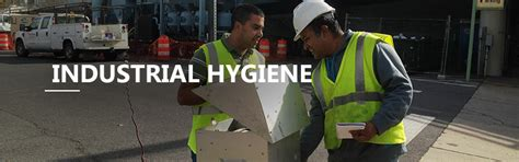 industrial hygiene services global