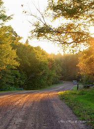 Country Back Road
