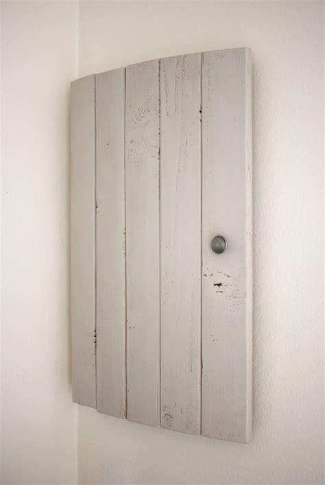 diy vintage wood medicine cabinet door