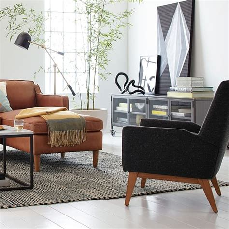 frankie chair west elm living room