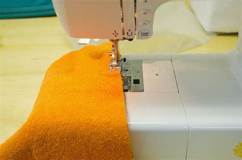 Applique corner hooded towel tutorial