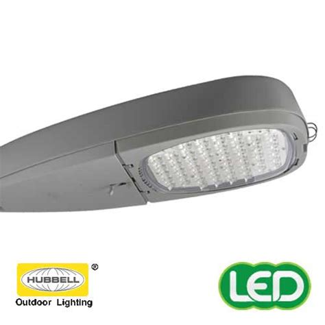 lithonia lighting led hubbell introduces led roadway luminaire and a led
