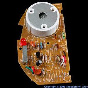 Smoke Detector Circuit Board  A Sample Of The Element