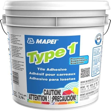 mapei type 1 1 gal ceramic tile adhesive lowe s canada