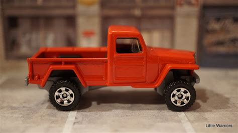 jeep matchbox little warriors matchbox jeep willys 4x4 mb955