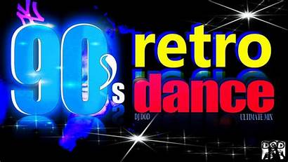 Retro 90s 90 Dance Dj Mix Ultimate