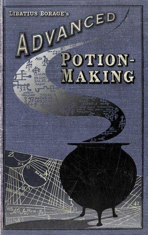 advanced potion making  libatius borage