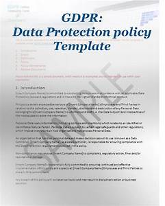gdpr online resource bank forum training professional With data privacy policy template