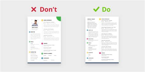 Design Your Own Resume by How To Design Your Own Resume Ux Collective