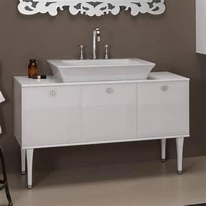 Badmöbel Set Stehend : waschtischunterschrank stehend ~ Indierocktalk.com Haus und Dekorationen