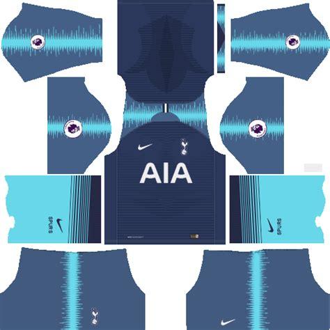 nike tottenham hotspur   dream league soccer kits logo