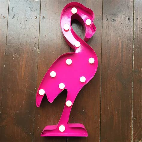 pink flamingo light buy online 163 32 50 free delivery uk