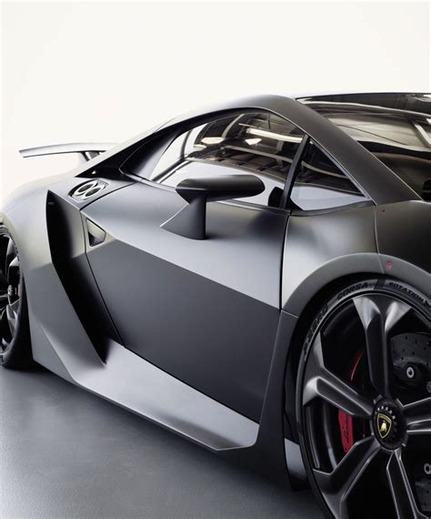 lamborghini sesto elemento enters production