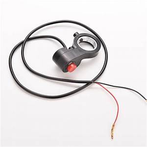 Atv Horn Starter Kill Button Switch New 7  8 U0026 39  U0026 39  Universal