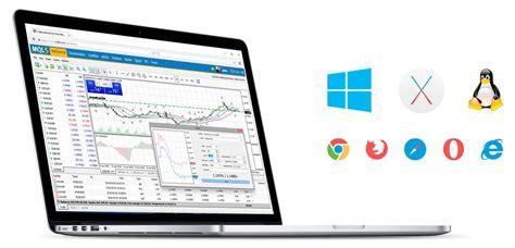 mt4 web platform web trading with metatrader 5