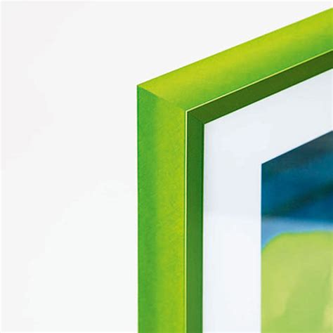 cadre en aluminium sur mesure nielsen cadre en aluminium coupe sur mesure profil 221