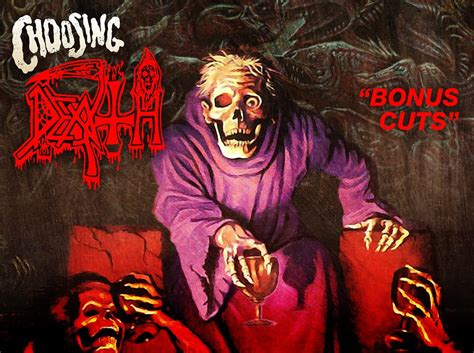 Scream Bloody Gore The Choosing Death Interview Outtakes