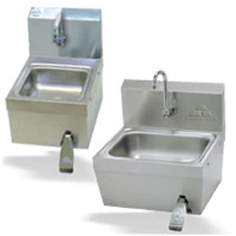 advance tabco hand washing sinks