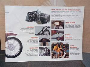 Brosur Motor Yamaha