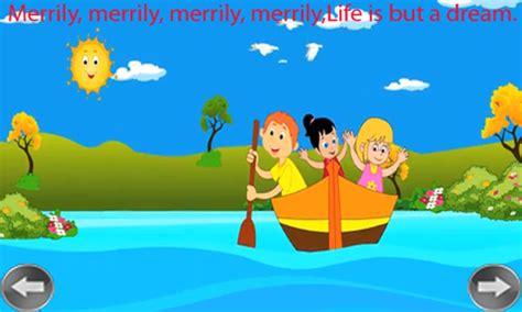 Row Row Your Boat Disney by Nursery Rhyme Row Row Row Your Boat