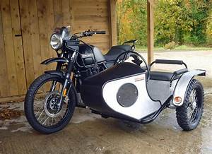 Watsonian Give The Enfield Himalayan The Sidecar Treatment