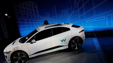 Waymo To Put Up To 20,000 Jaguar Robot Cars On Streets