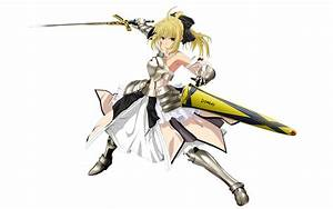 Fate Stay Night images Saber lily HD wallpaper and ...