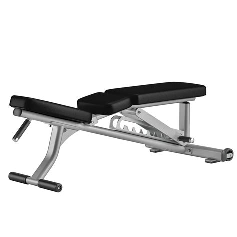 Bench Adjustable by Fitness Optima Series Adjustable Bench Used