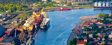 Ventspils Port Cargo Turnover Down By 24%