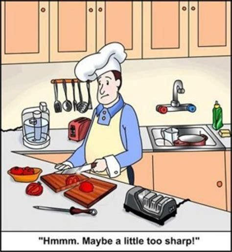 Kitchen Knives Quotes by Kitchen Quotes And Humor Quotesgram