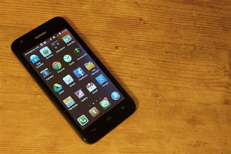 huawei ascend y550 review trusted reviews