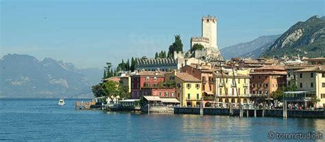 Malcesine Gardasee  Reiseführer Italien Urlaub Gardasee