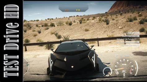 lamborghini veneno   speed rivals test drive