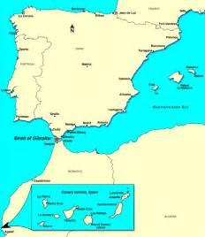 Strait of Gibraltar - Discount Cruises, Last-Minute Cruises, Short ...  Gibraltar Europe, Western