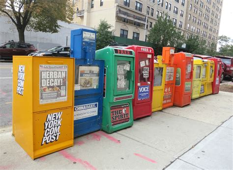 Guerrilla Compost Bins Disguised As Newspaper Boxes Hit