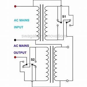 Variac Variable Transformer Wiring Diagram