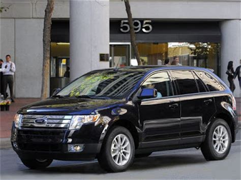 ford edge owners manual review specs  price