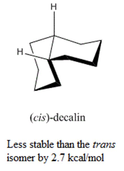Chair Cyclohexane Cis And Trans by Stereoisomerism And Cyclohexane Chairs