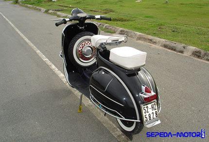 Kongo Modifikasi by Vespa Bonte Mirip Congo Tapi Beda Info Sepeda Motor