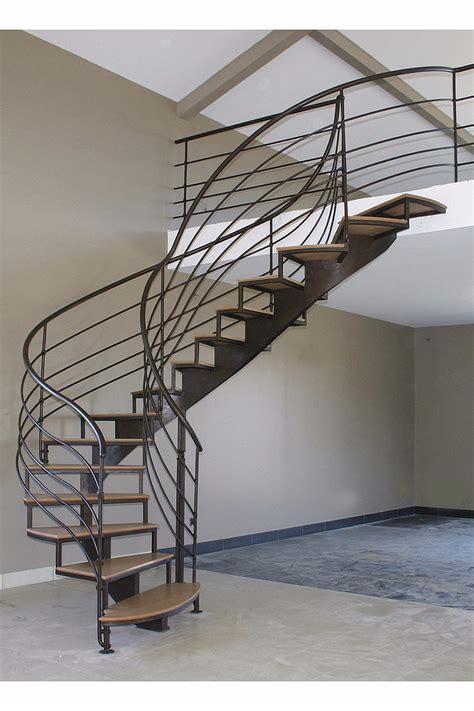 re escalier fer forge interieur escalier fer forg 233 int 233 rieur sp 233 cialiste cr 233 ateur et fabriquant lyon