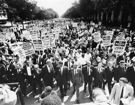 Another March on Washington is planned for August. Here's ...