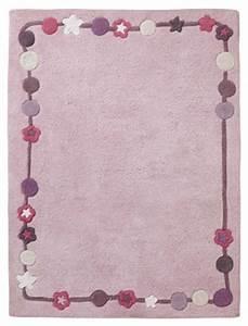 tapis bebe fleurs theme fleurettes vertbaudet acheter ce With tapis chambre bébé avec soutien gorge fleur