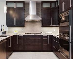 staged above kitchen design ideas for high end condos With high end kitchen design pictures