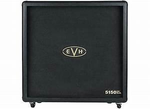 Evh 5150iiis El34 412st 4 X 12 U0026quot  Guitar Speaker Cabinet