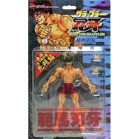 baki anime watch order baki the grappler limited edition baki anime items plamoya