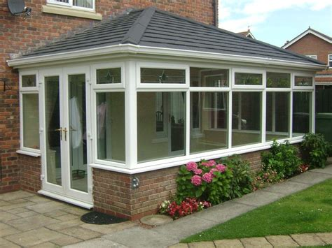 » Solid Roof Conservatories  The Sunroom