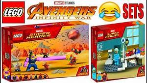 Vidéos De Lego : funny lego avengers infinity war sets part 3 youtube ~ Medecine-chirurgie-esthetiques.com Avis de Voitures