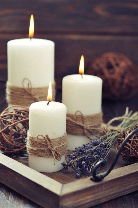 Die Besten 17 Ideen Zu Kerzen Dekorieren Auf Pinterest