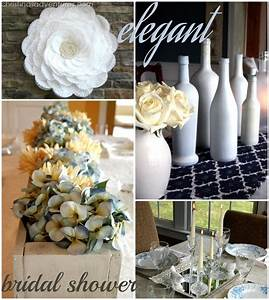an elegant diy bridal shower christinas adventures With elegant wedding shower ideas