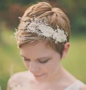 STUNNING BRIDAL STYLES FOR SHORT HAIR Dream Weddings